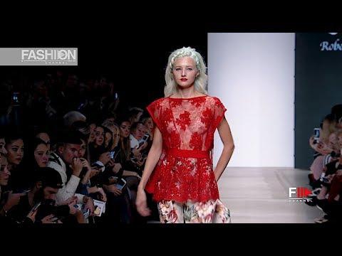ROBERTO BORTOLUSSI - SARDINIA GLAM SS 2020 MBFW Moscow - Fashion Channel