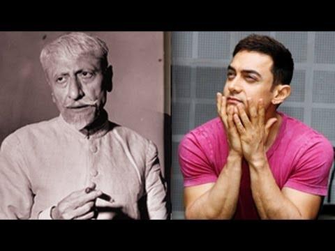 Aamir Khan Wants To Make Film On Maulana Abul Kalam Azad