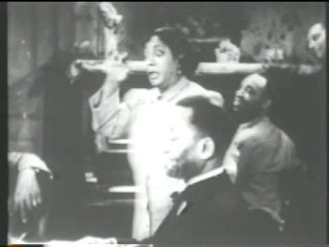 "Mamie Smith ""Harlem Blues""  1935"