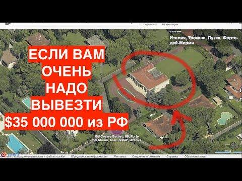 Как легально вывести гору своих денег из страны? Способ через продажу недвижимости!