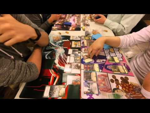 A Game of Thrones LCG 2nd Edition - Paul (Stark/Fealty) vs Craig (Tyrell/Watch)