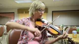 Huckleberry Hornpipe by Nancy Padilla