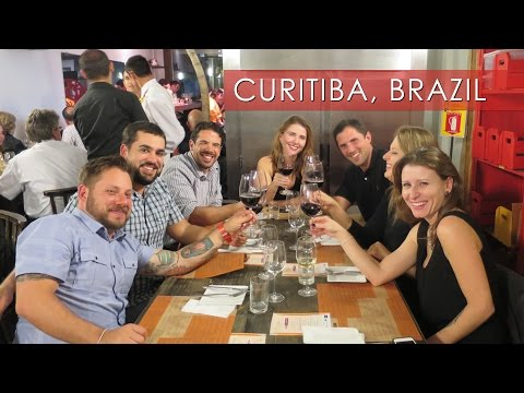 Curitiba Parks and Private Parties - Travel Deeper Brazil (Ep. 13)
