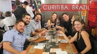 Curitiba Parks and Private Parties – Travel Deeper Brazil (Episode 13)