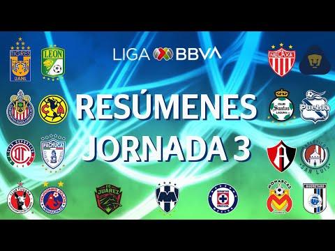 Súper Resumen | Jornada 3 | Apertura 2019