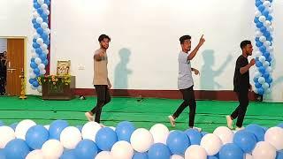 Dance on Uppenantha ee premaki | |Yedhalo oka mounam| | Panja | ASHRITH SUNNY | RGUKT BASAR |