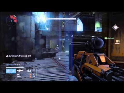 Destiny: The Dark Below DLC Walkthrough Part 4 - The Will Of Crota - Lvl 26 Strike + Legendary Cloak