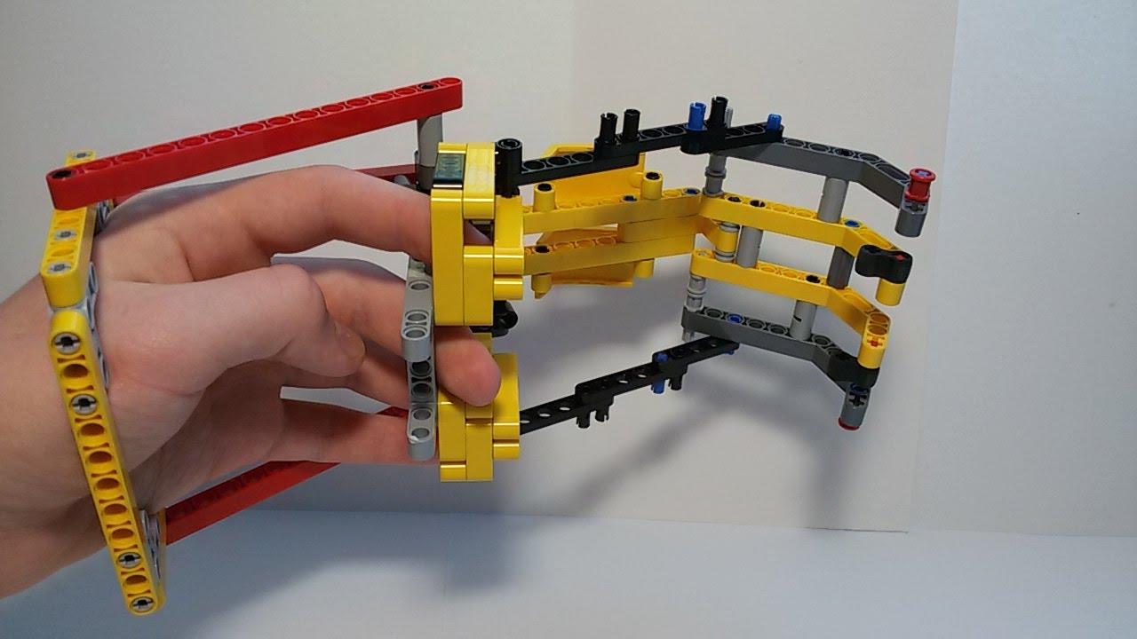 Рука экзоскелета своими руками 228