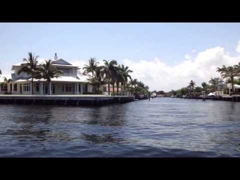 Fort Lauderdale Beach & Water Taxi