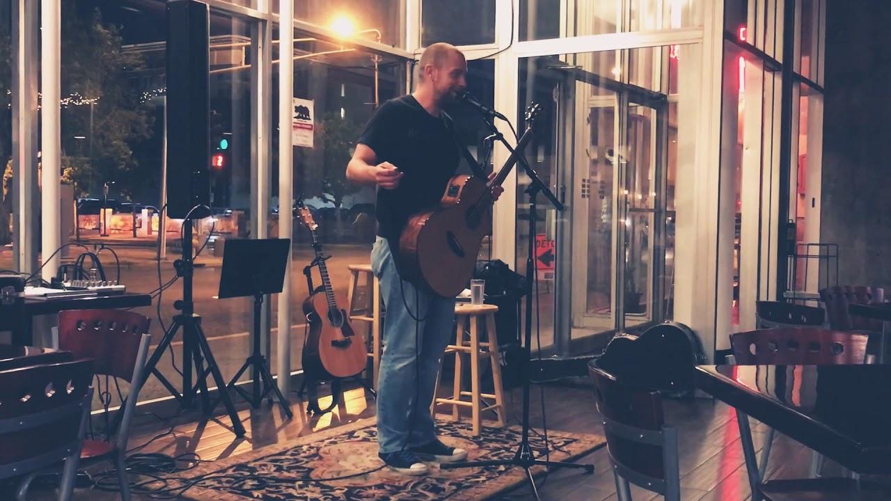 Matt Kollock Performs Dream Traffic Red Door Brewing Downtown
