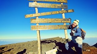 Jak zdobyłem Kilimandżaro (luty 2015)