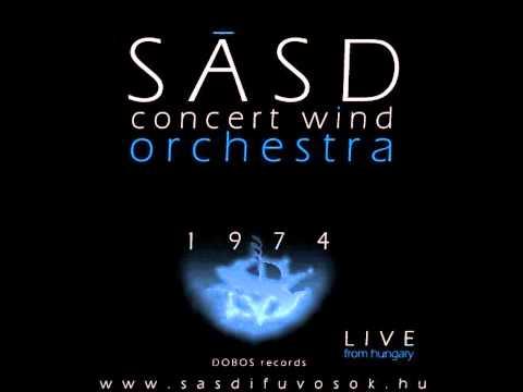 Dixie Parade - Willie Löffler (Sasd Concert Wind Orchestra live)