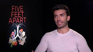 Five Feet Apart - Justin Baldoni Director - On The Characters Story And Setting