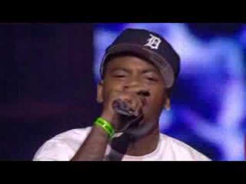 Obie Trice feat Stat Quo- Stay About It LIVE