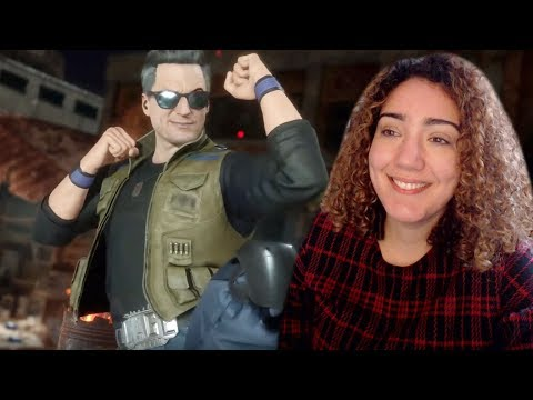 KING OF COMEDY IS BACK! - Mortal Kombat 11 Johnny Cage Reveal Trailer Reaction thumbnail