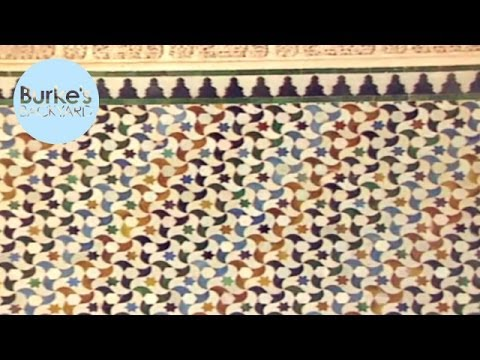 Burke's Backyard, Moroccan Mosaics