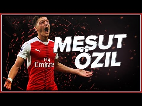 Mesut Özil - The Maestro - Skills, Goals and Assists - Arsenal FC - 16/2017 HD