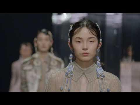 Fendi Couture Spring/Summer 2021 | Shanghai