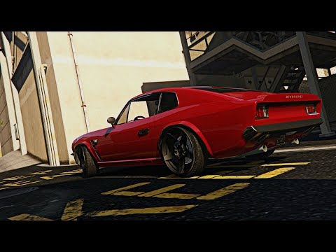 GTA 5 New Dewbauchee Rapid GT Classic (Smuggler's Run DLC) | Cinematic Showcase