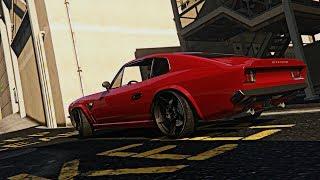 GTA 5 New Dewbauchee Rapid GT Classic (Smuggler's Run DLC) | Cinematic Showcase