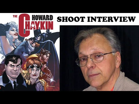 The Howard Chaykin Shoot Interview from YouTube · Duration:  1 hour 37 minutes 45 seconds