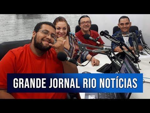 Grande Jornal Rio Notícias - 28/12/2018