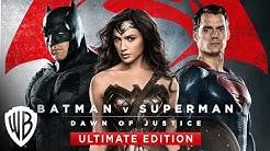 Batman v Superman: Dawn of Justice | Ultimate Edition Trailer | Warner Bros. Entertainment