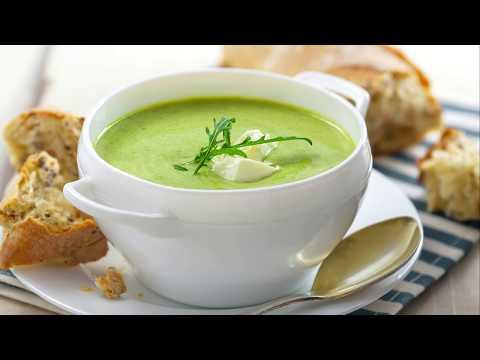recette-:-soupe-aux-épinards