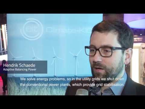 #CKICSLUSH Hendrik Schaede, CEO & Co-founder, Adaptive Balancing Power
