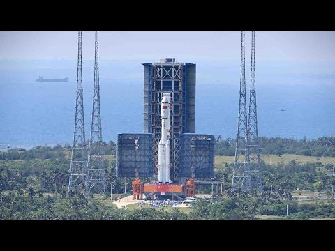 Wenchang Space Launch Center: Launching the future of China's space program