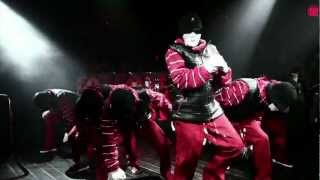 Jabbawockeez at Drakes Bday Party (Performance)