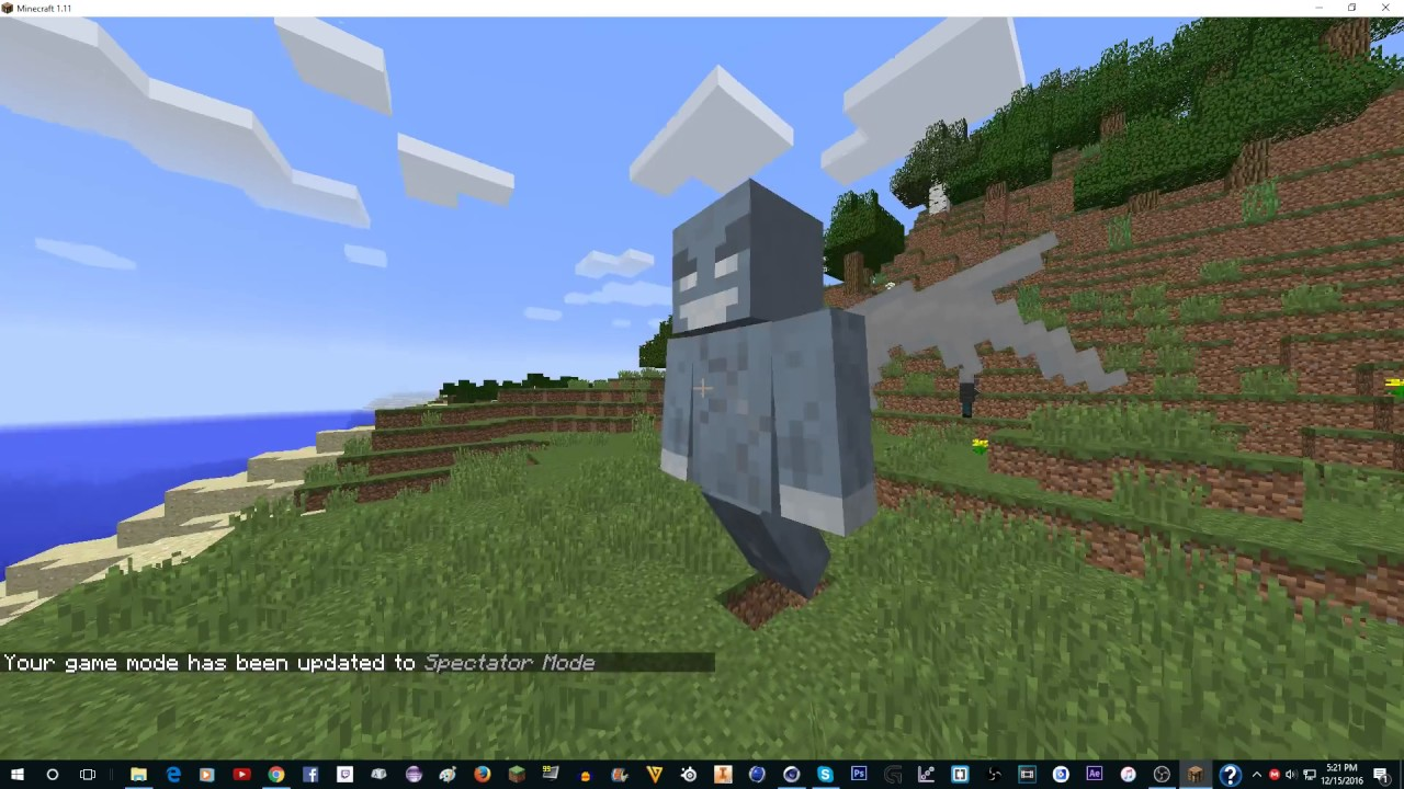 Making a Minecraft Vex Rig