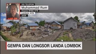 Download Video Gempa dan Longsor Landa Lombok MP3 3GP MP4