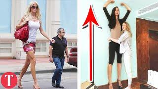 20 Tallest Women From Around The World