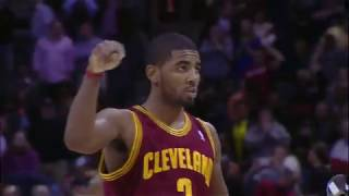 Repeat youtube video Best Kyrie Irving Career Clutch Shots!
