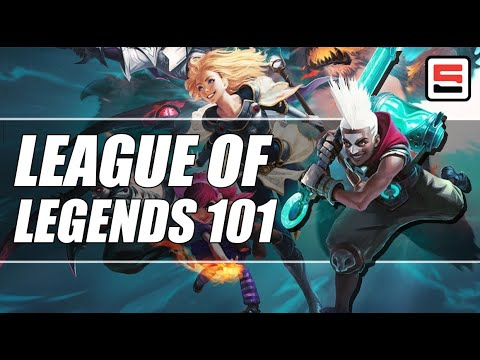 League Of Legends 101: Beginner's Guide To The Rules And Roles In League Of Legends | ESPN ESPORTS