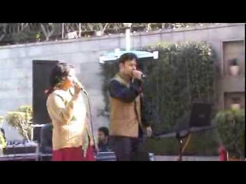 Male and female karaoke singers in Delhi -- Rahul Events 9910464896