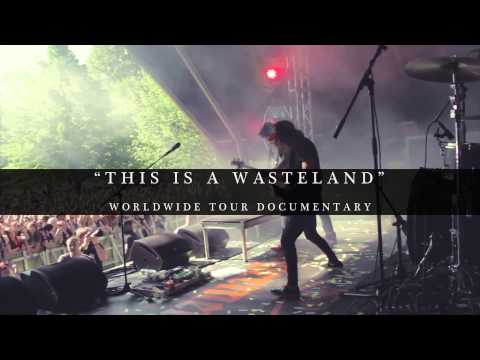 "Pierce The Veil - ""This Is A Wasteland"" Out Now (UK)"