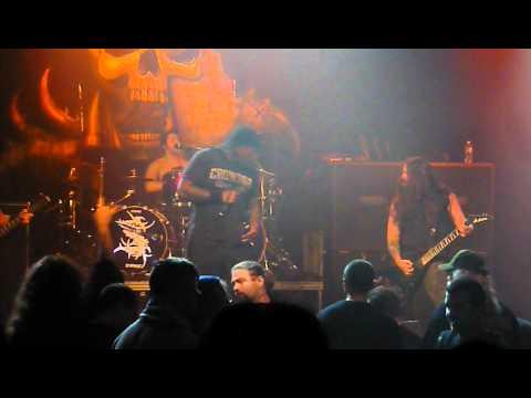 Sepultura - Dead Embryonic Cells - Live Québec, 24 avril 2012