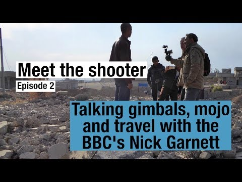 Meet the filmmaker: Nick Garnett, BBC reporter and guru of all things Mojo