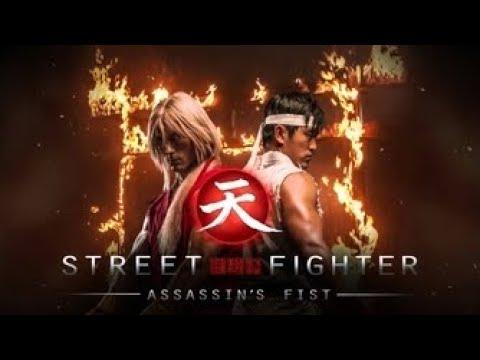 Street Fighter Af In Bludy Hd Youtube