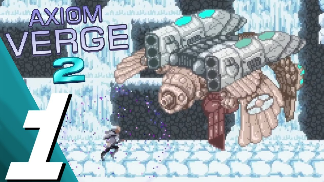 Download Axiom Verge 2 | Part 1 Full Game Gameplay Walkthrough (No Commentary)