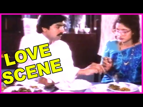 Aayanaki Iddaru Telugu Movie - Super Hit Love Scene - Jagapathibabu, Ramya Krishna, Ooha