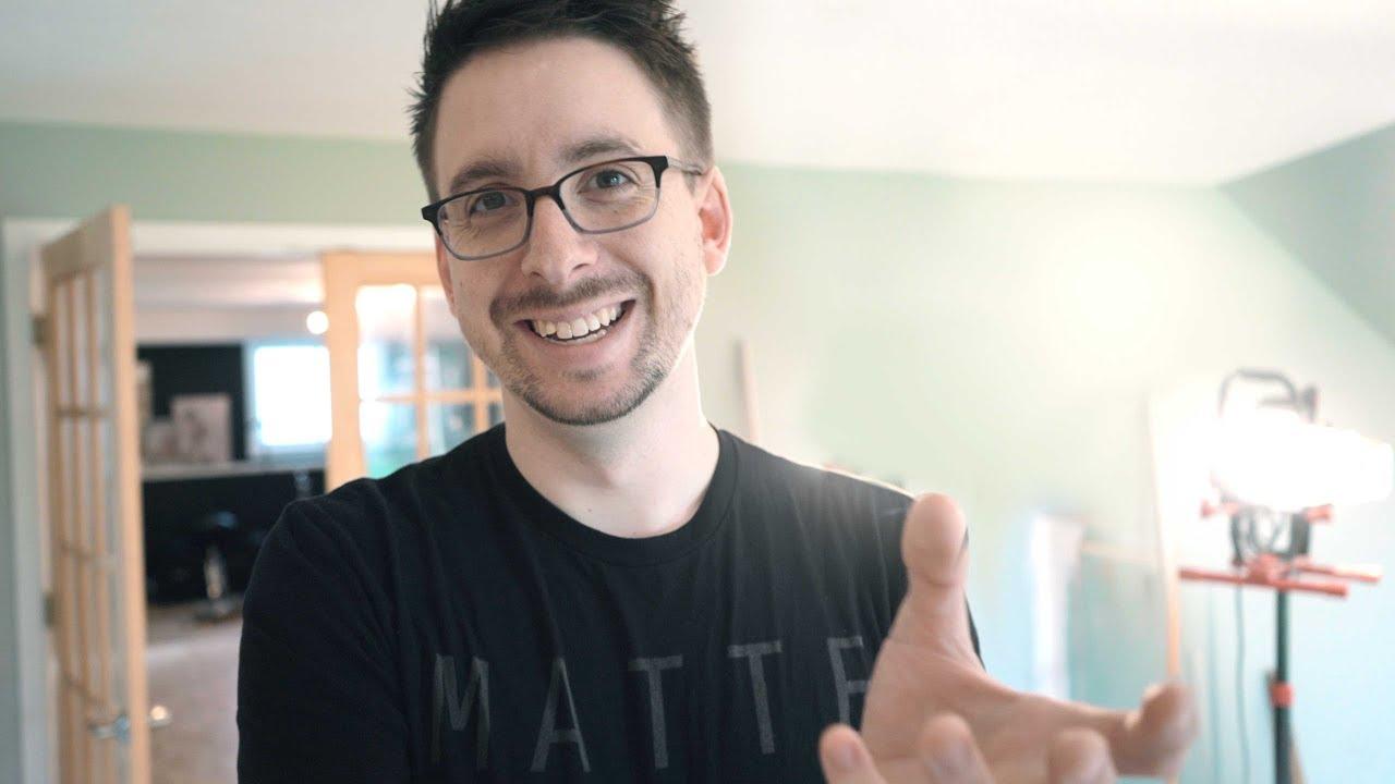 Construction Update #2 –Announcement   vlog #127