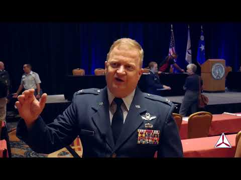 Astronaut Credits CAP Cadet Experience with Success in Aviation