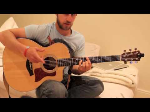 Zedd Clarity Acoustic Fingerpicking Tutorial