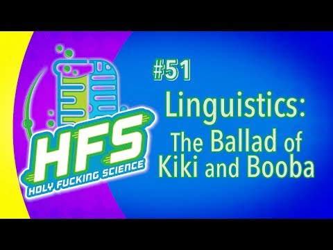 HFS Podcast #51 - Linguistics