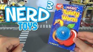 Nerd³ Toys - Magic Twisty Worm