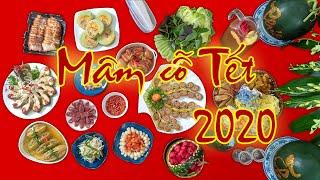 New Year's Eve Dinner of 2020 - Làm Mâm Cổ Tết 2020
