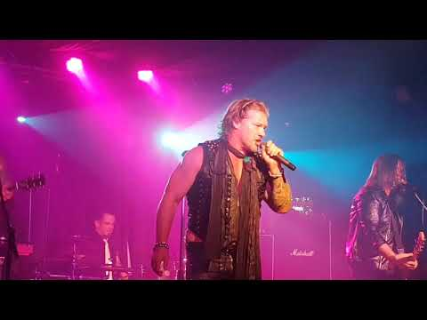 Fozzy 27th October 2017 - Live from Birmingham - Chris Jericho Y2J
